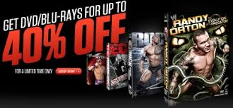 new wweshop sale 40 selected dvd titles