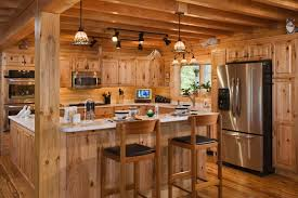 Rustic Cabin Kitchen Ideas by Thrifty Rustic Cabin Decor Ideas E28094 Home Improvement Rustic