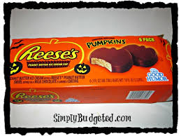 Reeses Meme - friday favorites reese s ice cream pumpkin shaped