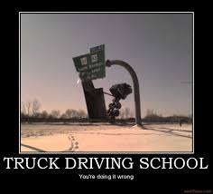 Driving School Meme - you better head on back to www truckercountry com take some more