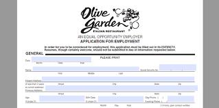 Olive Garden Server Job Description Resume by Olive Garden Job Application Adobe Pdf Apply Online