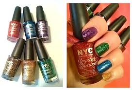 fall winter 2014 nail trend review swatches 9 best metallic gel