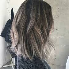 how to put highlights in gray hair best 25 ashy hair ideas on pinterest ashy brown hair ash brown