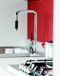 Contemporary Kitchen Faucet by Modern Kitchen Faucet With Orientable Head