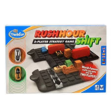 amazon black friday deals board games amazon com thinkfun rush hour shift board game amazon launchpad