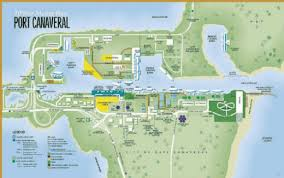 port canaveral map fast facts about port canaveral