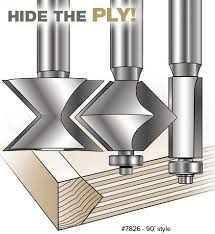 cabinet door router jig mlcs edge banding router bit cabinet workshop carpentry ideas