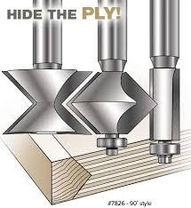 cabinet door router jig mlcs edge banding router bit cabinet workshop carpentry ideas