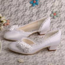wedding shoes low heel ivory online get cheap ivory low heel wedding shoes aliexpress