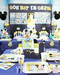 mickey mouse birthday party ideas mickey mouse birthday party ideas soiree event design