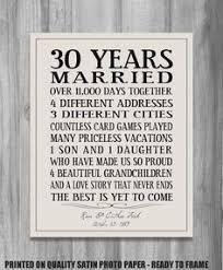35 year anniversary gift 35th wedding anniversary gift custom 35 wedding anniversary gift
