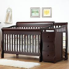 Tuscany Convertible Crib Sorelle Tuscany 4 In 1 Convertible Crib And Changer In Espresso