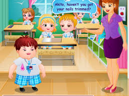 Baby Hazel Room Games - baby hazel hygiene