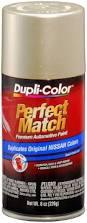 amazon com dupli color bns0593 sunlit sand nissan perfect match