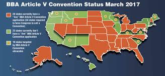 States Ive Been To Map by Stop A Constitutional Convention