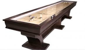 shuffleboard table for sale st louis shuffleboard table chion shuffleboard watson s