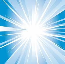 Starburst Design Clip Art Shiny Swirling Blue Starburst Background Vector Graphic Clipart Me