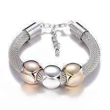 metal bracelet charms images Cube charms metal bracelet pandoras box inc jpg