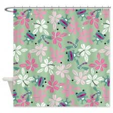 Dragonfly Shower Curtains Makanahele Category Shower Curtains