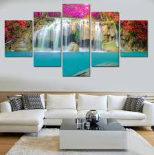 Waterfalls For Home Decor Compare Prices On Abstract Waterfalls Online Shopping Buy Low