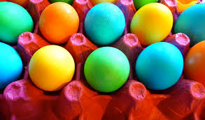 hatched easter eggs a surprise for kids craft organic