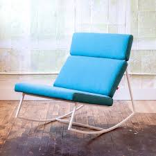 Teal Rocking Chair Gt Rocker Chairs U0026 Gliders Gus Modern
