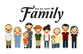 one big happy family on behance