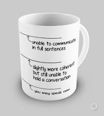 Coffee Cup Meme - com funny you may speak now coffee mug kitchen dining