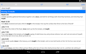 holy bible king james audio android apps on google play
