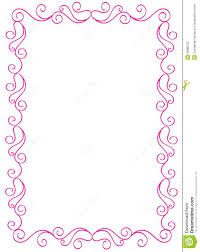 Borders For Invitation Cards Free 7 Best Images Of Background Wedding Border Design Free Wedding