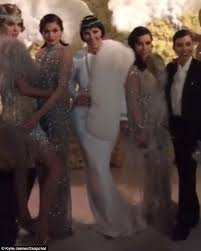 the kardashians take it back to the 1920s for kris jenner u0027s