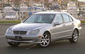 used 2003 mercedes c class sedan pricing for sale edmunds