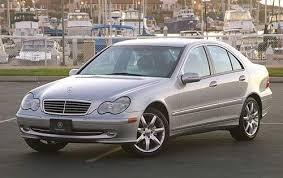 mercedes sedan used 2003 mercedes c class sedan pricing for sale edmunds