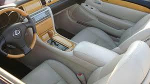 lexus berline diesel 2002 lexus sc430 convertible t260 dallas 2013