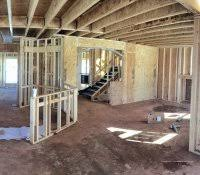 diy attic access door how to frame opening ladder installation