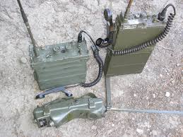 prc 25 radio set n6cc