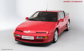 renault turbo for sale 1992 renault alpine a610 turbo for sale in uk gbp 41 995 all