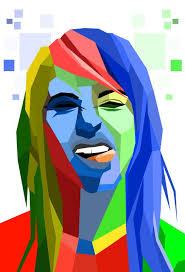 tutorial edit foto mozaik edit foto biasa menjadi wedha pop art potrait wpap catatan blog