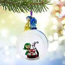 mousesteps disney store sketchbook ornaments include inside out