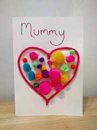 amazing mothers day cards for kids four easy motheru0027s day