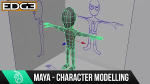 Home Design 3d For Dummies by Maya For Beginners Tutorial 3d Modeling A Simple Human Character