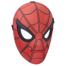 spiderman mask halloween spider man homecoming spider sight mask walmart canada