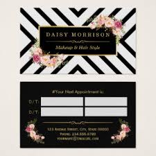What Information Do You Put On A Business Card Appointment Business Cards U0026 Templates Zazzle
