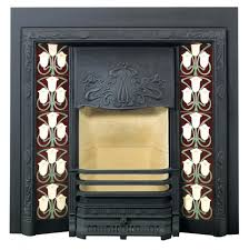 fireplace door replacement parts glass art tiled front fronts tile