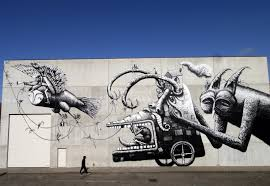 5 artists to watch literally during the 2017 wide open walls phlegm completed this mural in the spring in ostend belgium photo courtesy of wide