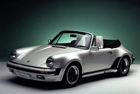 porsche convertible porsche 911 carrera cabriolet 930 specs 1983 1984 1985 1986