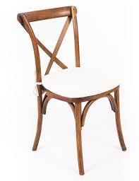 X Back Bistro Chair X Back Chairs Eventos Artesanos