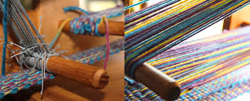 Basic Diy Loom And Woven by Inkle Loom Guitar Strap Diy Michelle Walker