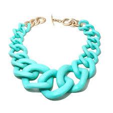 big link necklace images Rara avis by iris apfel big freeform 24 quot link necklace 8188236 hsn jpg