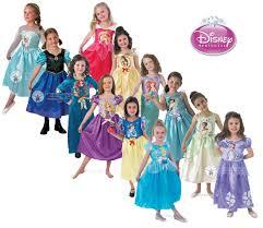 child licensed disney princess girls book week fancy dress kids